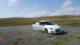 Honda CRZ 2012 Sport with good options