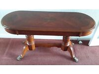 Hall table or console table for lounge or dining room