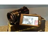 HD 1080 video camera