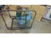Lister petter aa1 diesel stationary engine 3hp @3000 rpm concrete poker 10m
