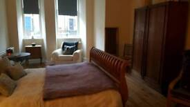 Large Room in Spacious West End Flat all bills included