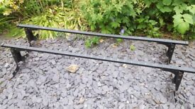 THULE ROOF BARS suit Land Rover Defender, Discovery 1 or 2 or Transit van