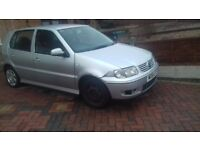 VW Polo 1.4 TDI- Spares or Repair
