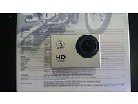 SPORTS HD 1080P DV WATER RESISTANT DVR CAMERA
