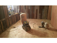 Wood floor sanding , varnishing & installation