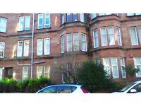 Lovely bright 1st floor unfurnished tenement flat in quiet street