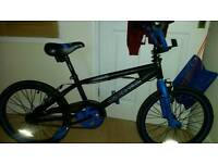 "Muddy fox fracture 20 "" bmx boys bike"