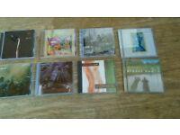 8 x cd albums steely dan - royal scam / gaucho/ thrill/ pretzel logic / gold / nature / aja /