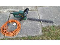 Bosch PHS 46G Electric Hedge Trimmer.