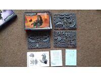 Warhammer 40k Necron Catacomb Command Barge (Still on sprue)