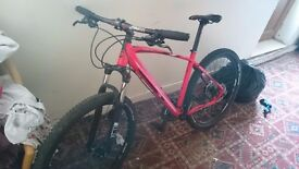 Claud Butler Off road Bike *Rarely been used*
