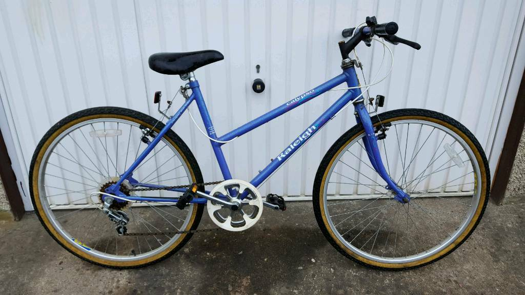 Raleigh Calypso Ladies Bicycle For Sale in Great Riding Order