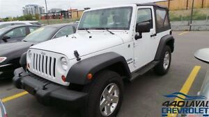 2013 Jeep Wrangler Sport Automatique * Air **  Nouvel Arrivage *