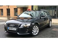 Audi a4 2.0 tdi avant full service history last service and timing belt weather pump done at 130000