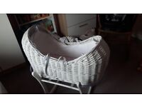 Mothercare moses basket