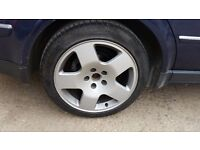 "Audi 17"" TT Comp Alloy Wheels - VW.. Transporter. Seat, Skoda 5 X 112"