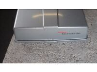 ,Karrite Concord Roof Box complete with Halfords roof bars