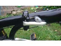 Tern Link C7 Folding Bike - Black