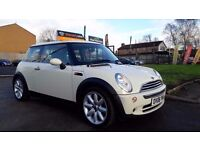 2006 MINI COOPER 1.6 WHITE *** 12 MONTHS MOT + FULL SERVICE HISTORY + RECENTLY SERVICED ***