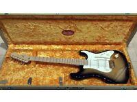 2004 Fender American Deluxe Stratocaster 50th Anniversary 2-Tone Sunburst