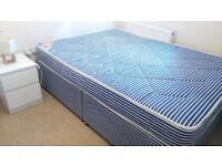 Divan double beds