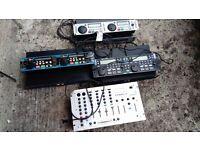 Citronic CDMIO-4 Mixer+ 3x DUAL/TWINS CDJ