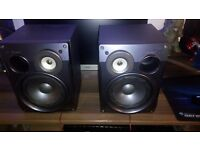 Sony Speakers 2x100W RMS