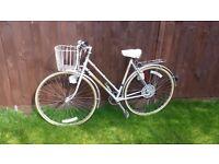 Ladies retro bike