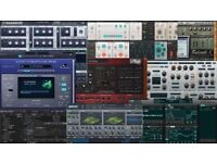Music Production Software and Plugins