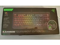 Razer Blackwidow Tournament Edition Chroma Mechanical Keyboard