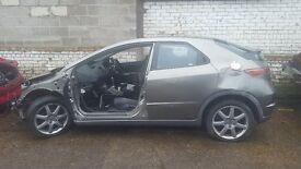 Honda Civic 2007 2.2 Diesel For Breaking - CALL NOW!!!