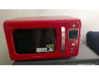 Nearly New Daewoo Microwave