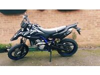 Yamaha Wr125x 64 Reg 2014 * Offers* Very good condition* not wr cr yzf ktm honda*