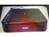 Canon Wireless Printer scanner copier. Collect today cheap