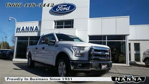 2017 Ford F-150 *NEW*0% 72 MONTHS*SUPERCREW XLT*H.D.PAYLOAD*5.0L