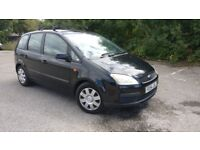 Ford Focus Cmax MPV - New MoT - Cheap Car