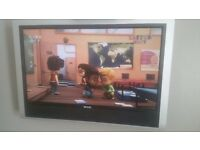 "37"" HDMI QUALITY LCD TV - (ACOUSTIC SOLUTIONS) - ALSO WITH SCART PORTS & REMOTE) - FULLY WORKING"