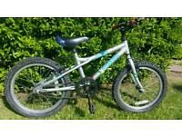 "Dawes Blowfish kids aluminium frame lightweight 14"" wheel bike"