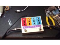 Red Witch Pedals - Synthotron [Mint Condition]