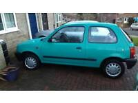 Nissan Micra L 1.0 automatic power steering 65000 miles