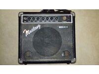 Fender Mustang amplifer