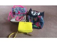 4x Pauls Boutique & 1x Michael Kors Handbags...