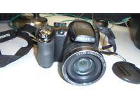 Fujifilm FinePix S4500 Digital Camera 14MP, 30x Optical Zoom 3 inch LCD Screen free bag &memory card
