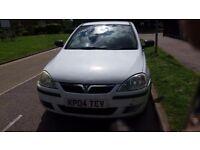 Vauxhall Corsa White HATCHBACK 1.0i 12V Life ECO 3dr Easytronic