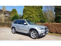2007 BMW X5 3.0D SE 7 SEATER NATIONWIDE DELIVERY CREDIT CARD FACILITY GURANTEED £200 PX VALUE