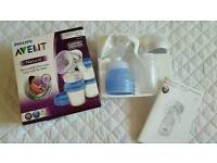 Brend New Philips Avent Manual Breast Pump
