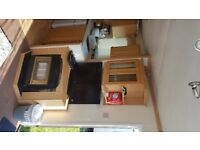 8 berth caravan to rent st oysth beach clacton