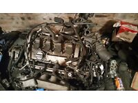 Golf audi seat 1.8 20v turbo engine conversion package complete