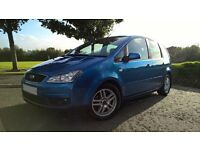 2007 FORD C-MAX 2.0 AUTO WITH VERY LOW MILES AND SERVICE HISTORY