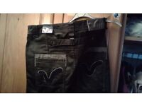 BANK fashion Voi jeans womens size 12 new with tags black
